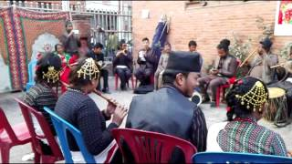botal ko pani le newari instrumental and dance नेवारी धून मा
