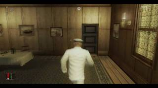 Hitman: Blood Money Walkthrough Mission 8  - Death On The Mississippi - Pro - SA