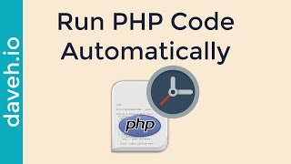 Run a PHP Script Automatically at a Specified Time