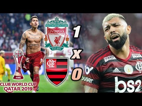 Liverpool x Flamengo Ao Vivo l Final Mundial de Clubes