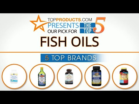 Best Fish Oil Reviews – How To Choose The Best Fish Oil