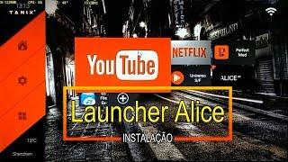 Tv launcher apk
