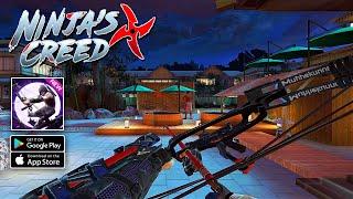 Ninja's Creed - 3D Sniper Shooting Assassin Gameplay (Android/IOS) screenshot 1