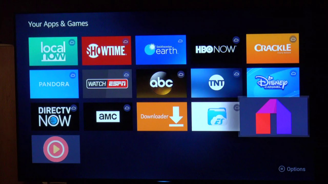 Amazon Tv Stick Apps