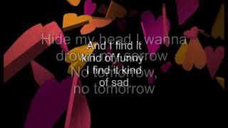 Michael Andrews Feat. Gary Jules - Mad World + Lyrics