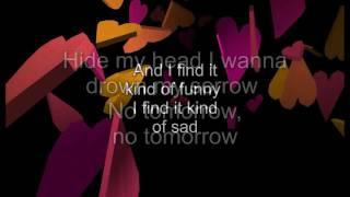 Michael Andrews Feat. Gary Jules - Mad World + Lyrics
