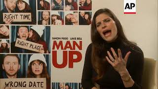 "Interview with Lake Bell ""Man Up"""