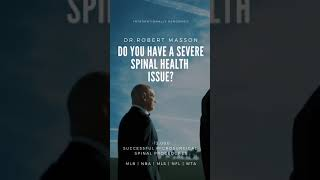 Severe Spine Health Issue? It's Time to Break Boundaries