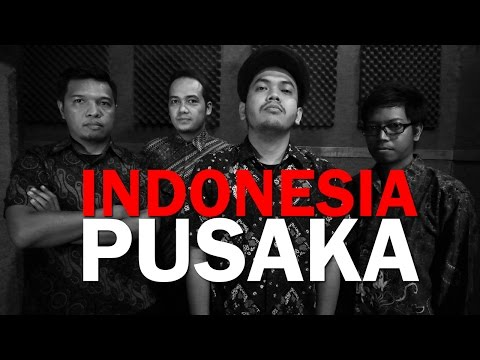 INDONESIA PUSAKA (Band Cover) By Hidden Message