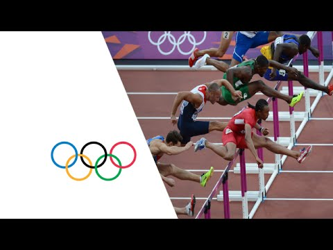 Athletics Men's 110m Hurdles Semi-Finals - Full Replay | Lon