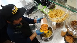 Bhel & Dahi Puri, Pani Puri, Chana & Papdi Chaat: Hygienic Indian Street Food by Bombay Chaat London