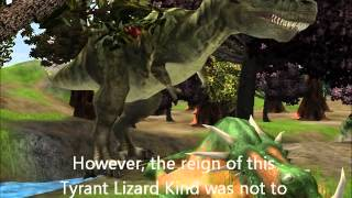 Prehistoria (Wildlife Park 2: Dino World Short Recording)