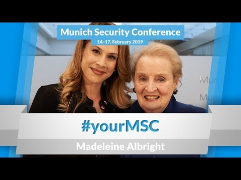 "Madeleine Albright: ""We owe an apology to Mitt Romney"" 