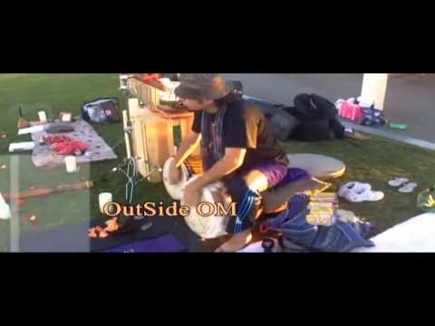 Yoga Las Vegas Outside OM - 1st Yoga Event