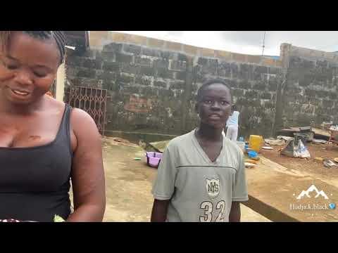 How people living in Sierra leone / Africa in general