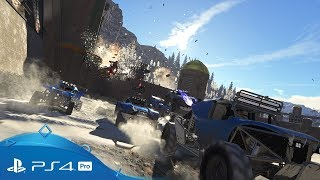 ONRUSH   PGW 2017 Reveal Trailer   PS4 Pro