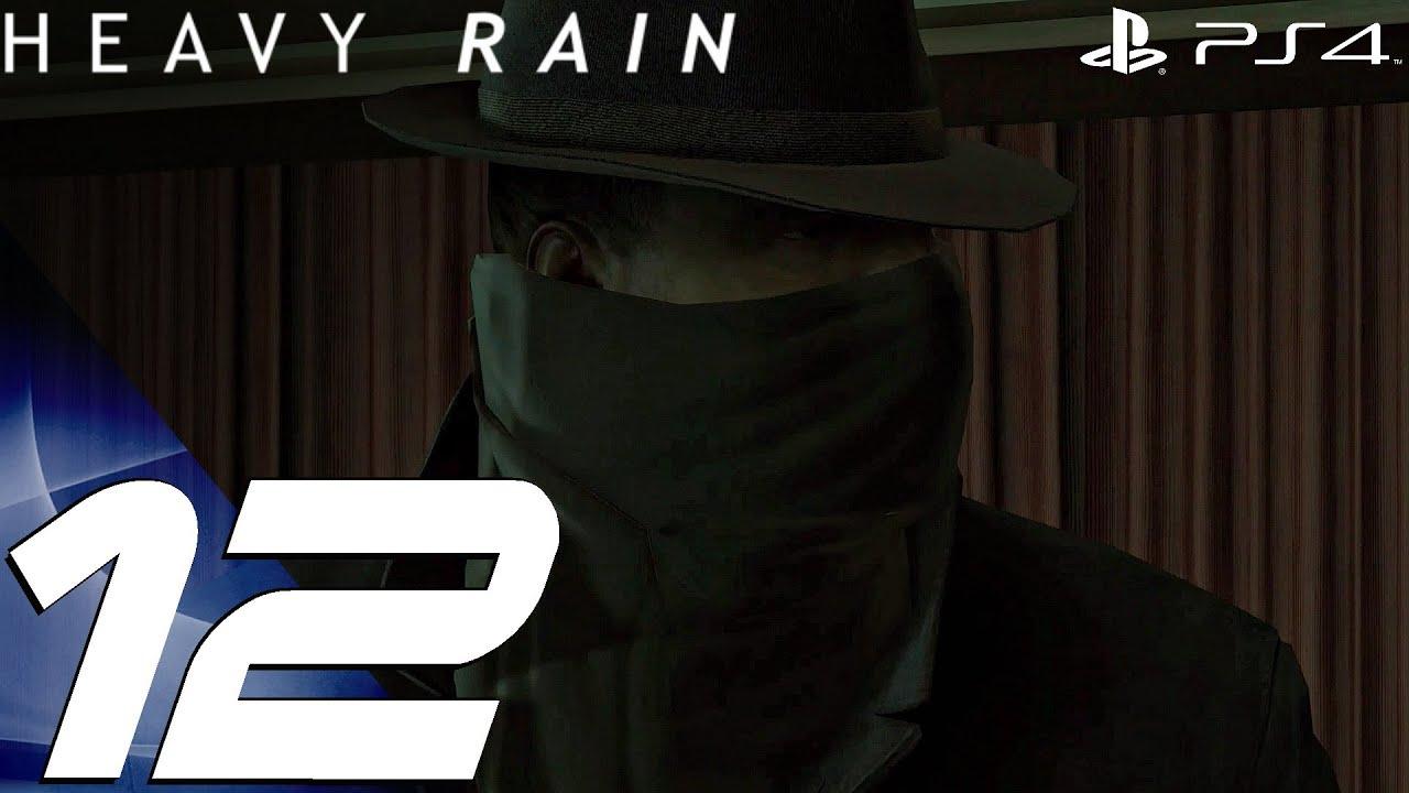 Heavy Rain Remastered Ps4 Gameplay Walkthrough Part 12 Origami
