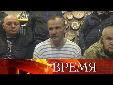 В Киеве убивший двух офицеров «Беркута» активист Майдана Бубенчик отпущен из зала суда.