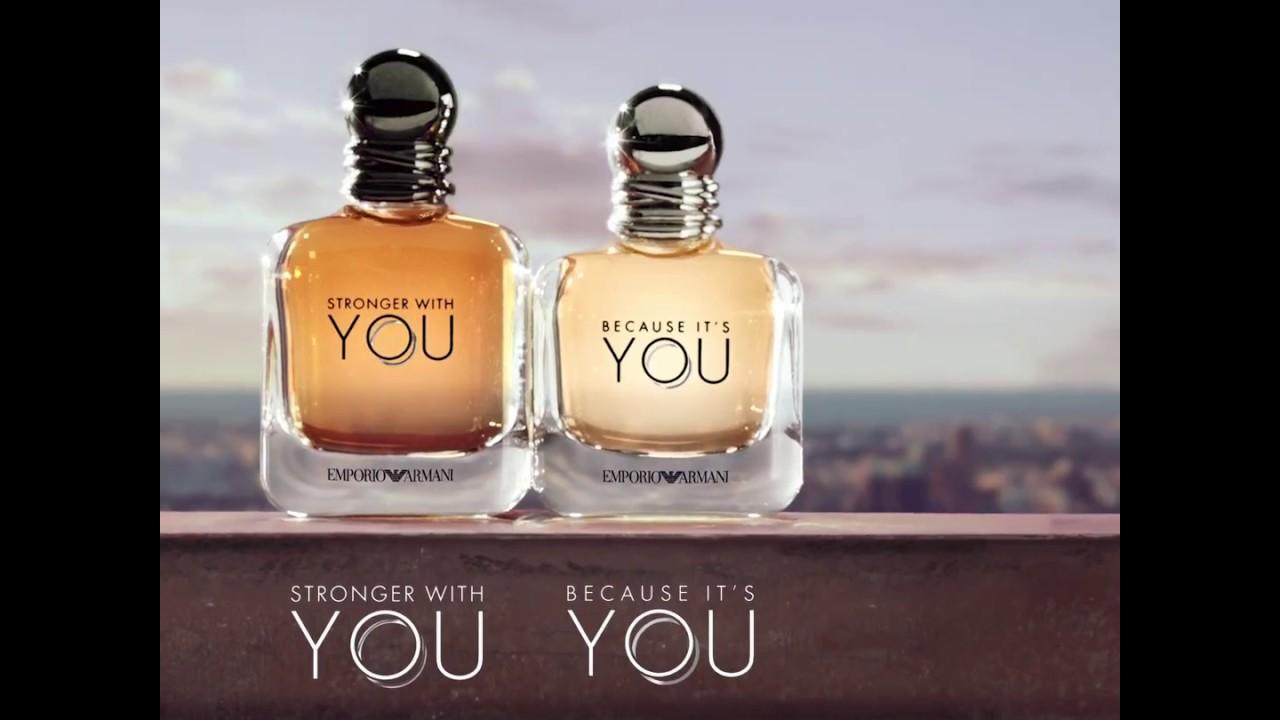 Armani YOU Fragrances - YouTube 652393ff1a48d