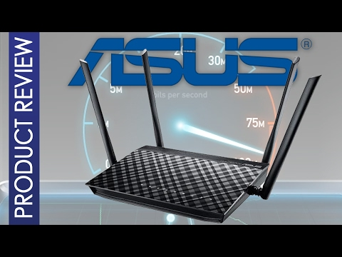 ASUS RT-ACRH13 AC1300 WiFi Router Review - Tripled my WiFi speed!