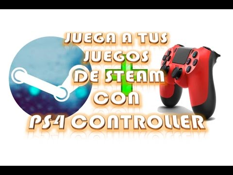 steam controller how to set up