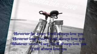 Lovesong - The Cure lyrics