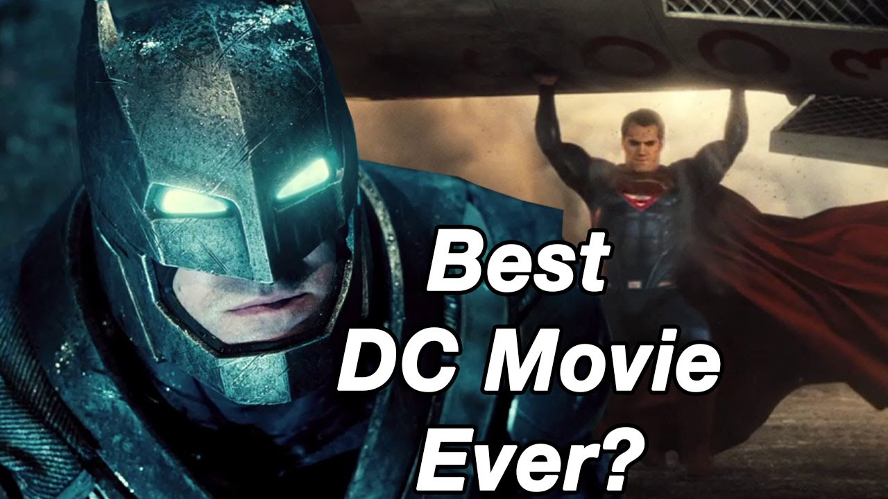 Why Batman vs Superman will be the Best DC Movie Ever