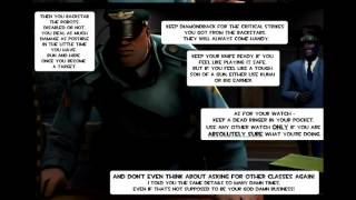 Strict Soldier Spy Guide