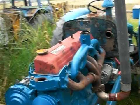 Fordson Major 1955 Youtube