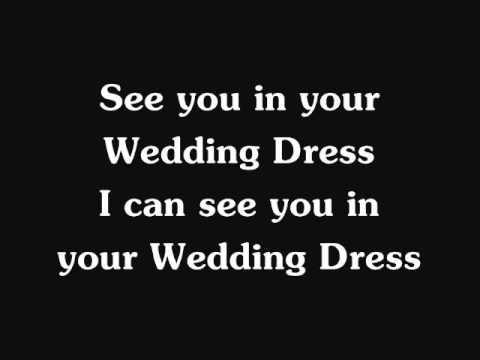 lyrics tae yang wedding dress english version