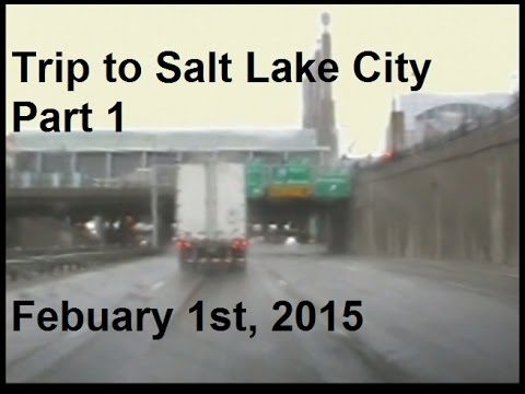 Salt Lake City 2015 | 1 of 34 | Columbia, MO to Kansas City, KS | SD