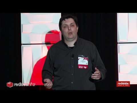 RedisConf17 - Using Redis and RediSearch Module to Store & Search Volatile Data - Dmitry Polyakovsky