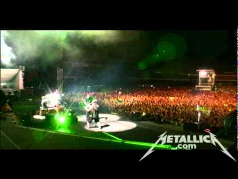 Metallica: Harvester of Sorrow (MetOnTour - Sao Paulo, Brazil - 2010)