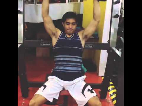 Jc Tiuseco Workout Hot