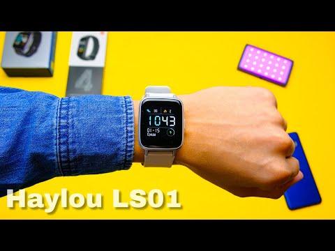 APPLE WATCH ЗА 25$? Подробный обзор Xiaomi Haylou LS01