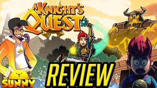 A Knight's Quest Review | Nintendo Switch (Ps4, PC) (Gameplay) (Video Game Video Review)