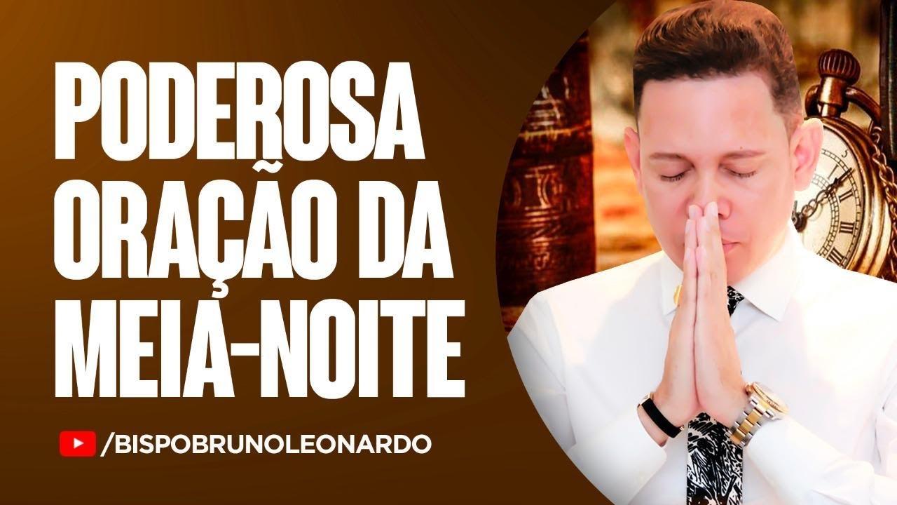 ORAÇÃO DA MEIA-NOITE-30 DE JULHO
