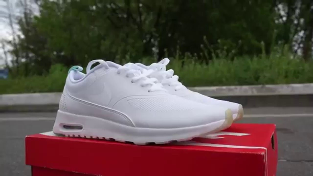 nike air max thea light blue Fitpacking