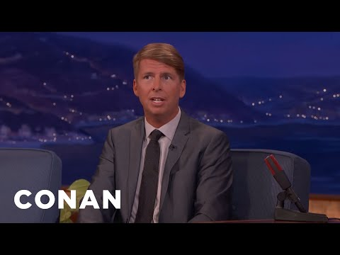 Jack McBrayer's Hometown Is Famous For Its Syphilis  - CONAN on TBS