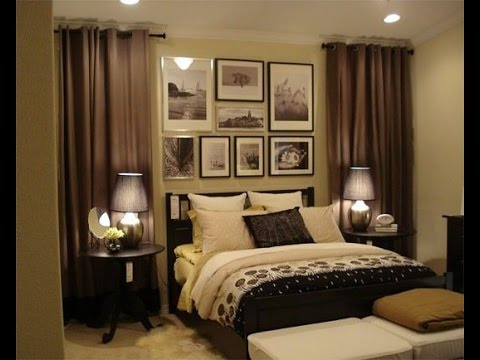 Charming Master Bedroom Curtain Ideas