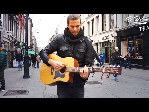 Alicia Keys - No One (Cover by Robin Bengtsson)