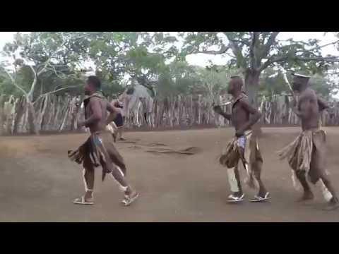 Zulu dance and song