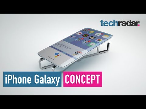 Download Youtube: iPhone 8 meets Galaxy S8: iSung concept phone