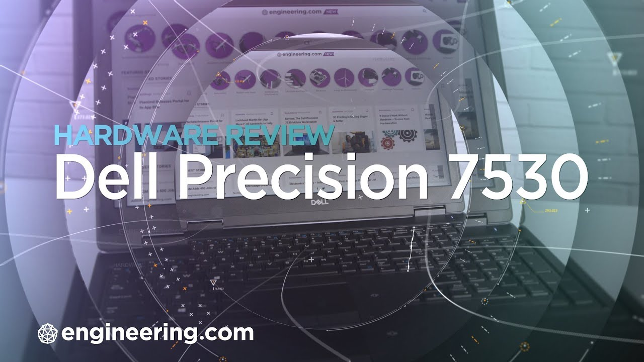The Dell Precision 7530: Power and Performance?