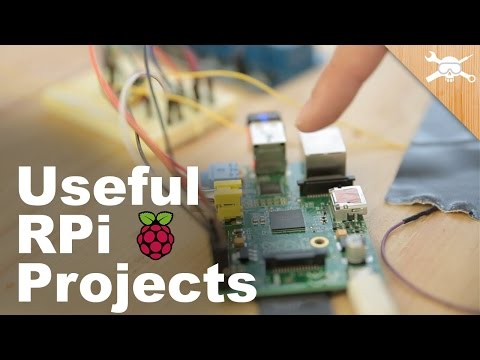 Use a Raspberry Pi to Fix Everyday Problems. Become the Offi