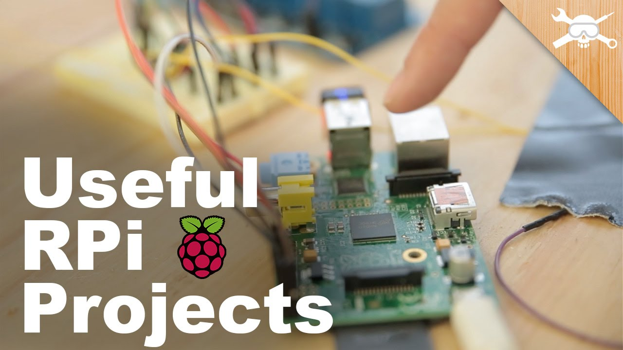 Use a Raspberry Pi to Fix Everyday Problems. Become the ...