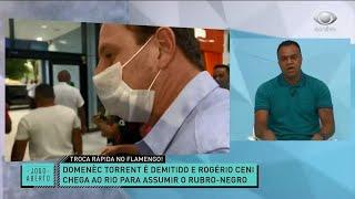 ROGÉRIO CENI NO FLAMENGO! DENÍLSON APOIA CONTRATAÇÃO DO TREINADOR | JOGO ABERTO