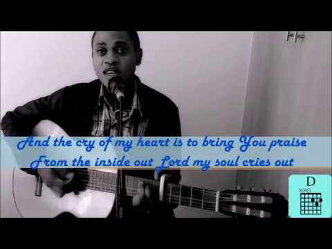 From The Inside Out- Hillsong(Acoustic Cover With Easy Chords) - YouTube