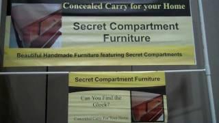 Jill Herro  Secret Compartment Furniture 2
