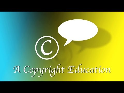 A Copyright Education